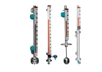 翻柱式磁浮子液位計特點
