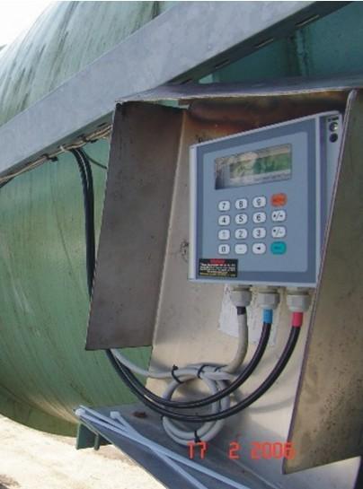 TF180C-U一體式超聲波流量計