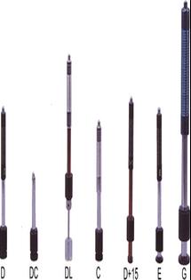 里氏硬度計D型沖擊裝置