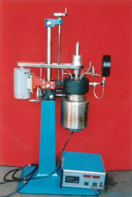 快开式高压磁力反应釜