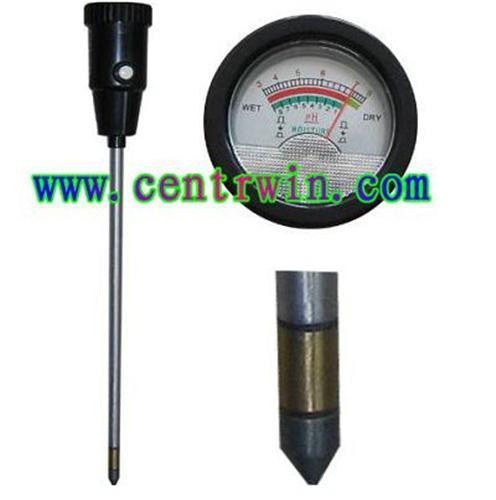 土壤PH計/土壤酸堿度濕度檢測儀