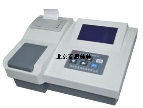 COD、氨氮、总磷、总氮测定仪(含消解仪、带打印)