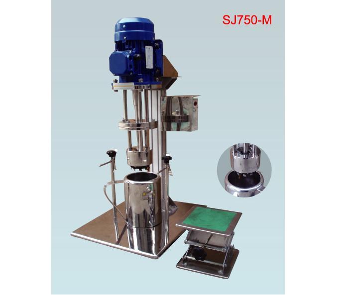 SJ750-M藍式研磨機,