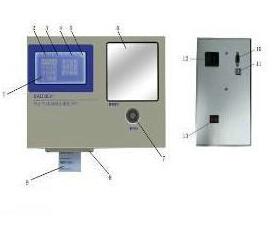 SAD300型呼氣式酒精檢測儀