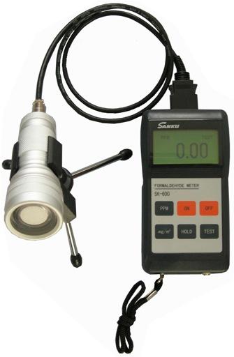 SK-600甲醛分析仪