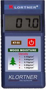 KT-50木材测水仪;意大利KT-50木材水分测试仪