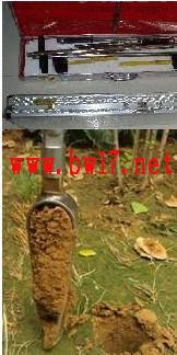 土壤采樣器  便攜式土壤采集器 土壤多質地采樣器 萬能土壤采集器