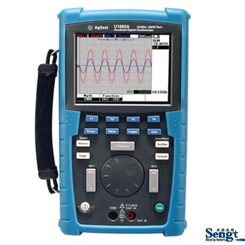 U1602A 手持示波器 Agilent 安捷伦 20MHz|200MSa/s|2通道