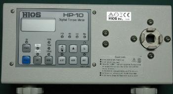 HIOS扭力計量儀
