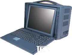 加固計算機軍用計算機加固一體機