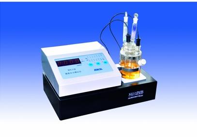 WS-2微量水分測定儀
