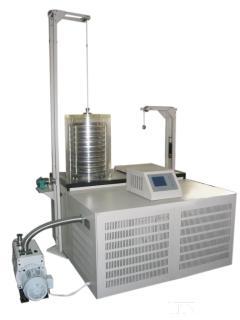 冻干机-冷冻干燥机LGJ-100型冻干机北京冷冻干燥机上海冷冻干燥机
