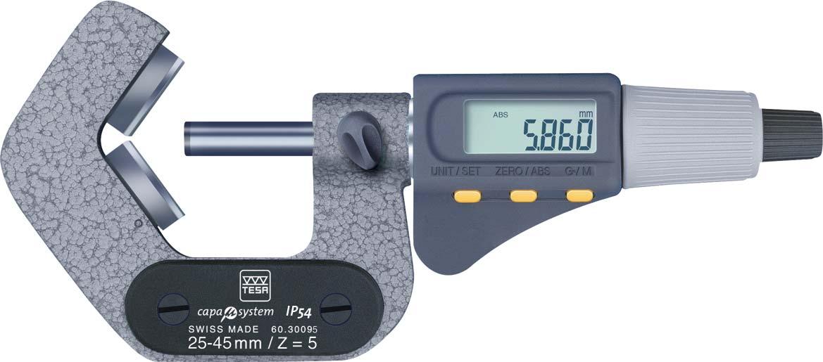 V型測砧千分尺