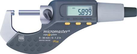 TESA MICROMASTER電子數顯卡尺