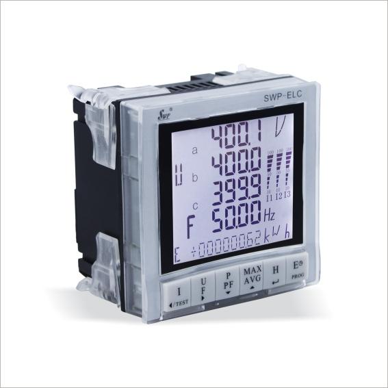 SWP-ELC300多功能網絡電力儀表