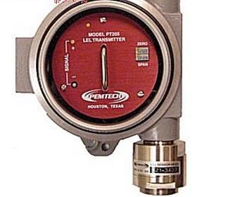 PT205 Series可燃氣體傳感器