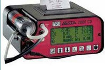 D2000CD-IV經濟型煙氣分析儀