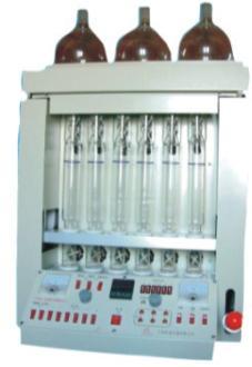 CXC-06粗纤维测定仪 (又名:纤维测定仪 纤维素测定仪 )