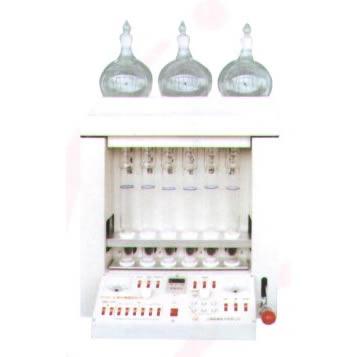 粗纖維測定儀 中國