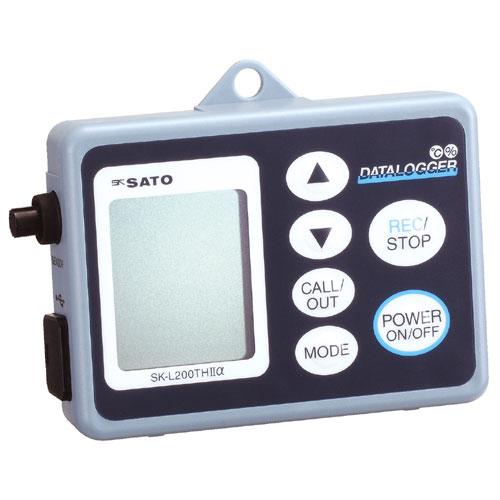 日本佐藤8175-00温湿度记录仪