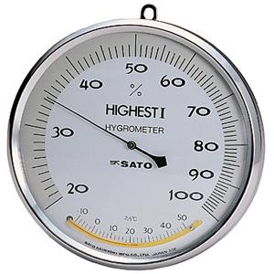 7540-00温湿度计|7540-00日本SATO 佐藤精密毛发温湿度计