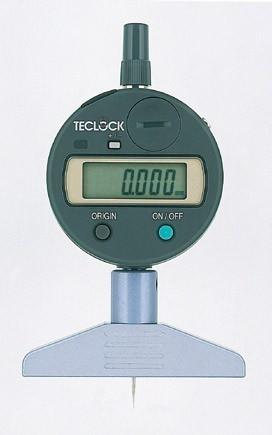 日本得乐TECLOCK深度计DMD-2100S