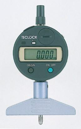 日本得乐TECLOCK深度计DMD-2130S
