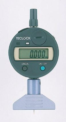 日本得乐TECLOCK深度计DMD-2500S