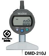 日本得乐TECLOCK数显深度计DMD-210J