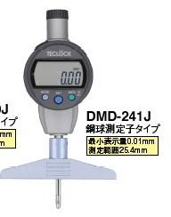 日本得乐TECLOCK数显深度计DMD-241J