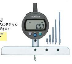 日本得乐TECLOCK数显深度计DMD-293J