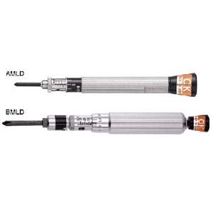 AMLDBMLD非空轉式用于緊因小螺栓螺絲刀
