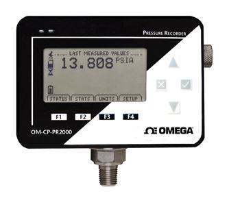 原廠批發omega  OM-CP-PR2000-300-G與液晶顯示器的數據記錄器
