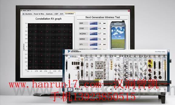 NI PXIe-1075 主機,其他模塊現貨,板塊6.6G網絡分析儀,6.6G信號發生器