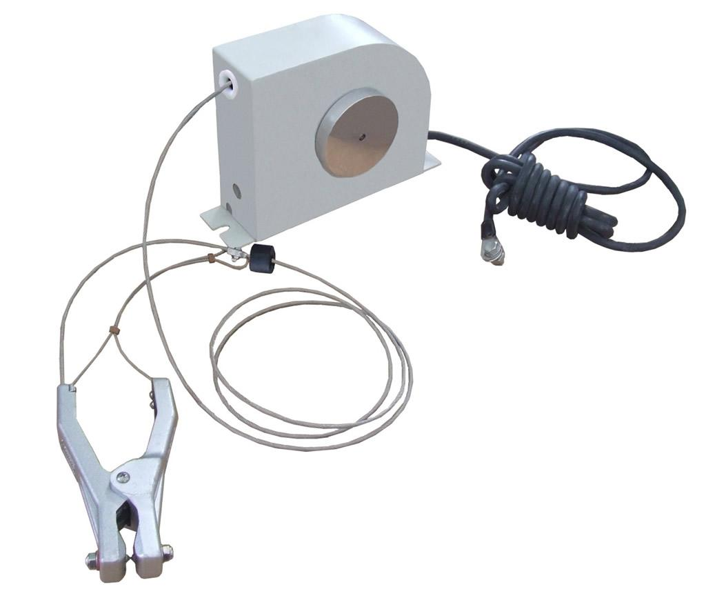 燈光顯示靜電接地報警器,靜電接地監護儀器