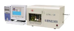 KZDL-3M型快速智能定硫儀,昆明測硫儀,環保工程儀器