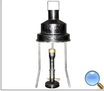 SYD-268 石油产品残炭试验器(康氏法)