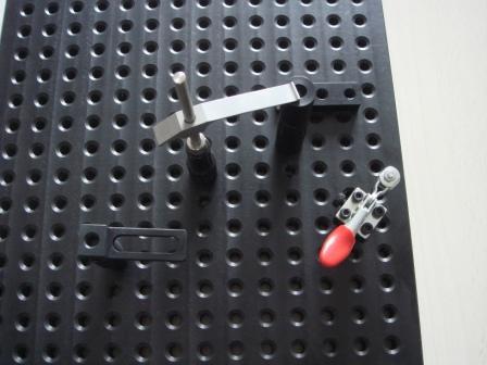 三坐標通用萬能夾具