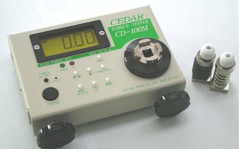CEDAR扭力計