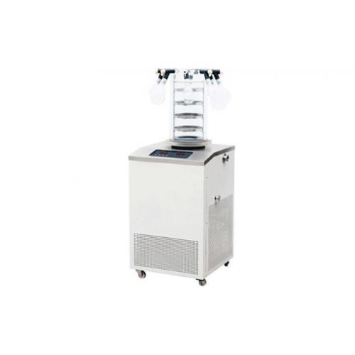 FD-2C带冻干曲线型冷冻干燥机中型冻干机