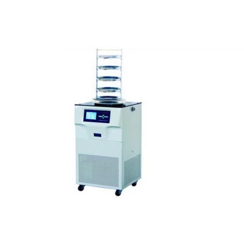 FD-2A隔板加热型冷冻干燥机中型冻干机带冻干曲线