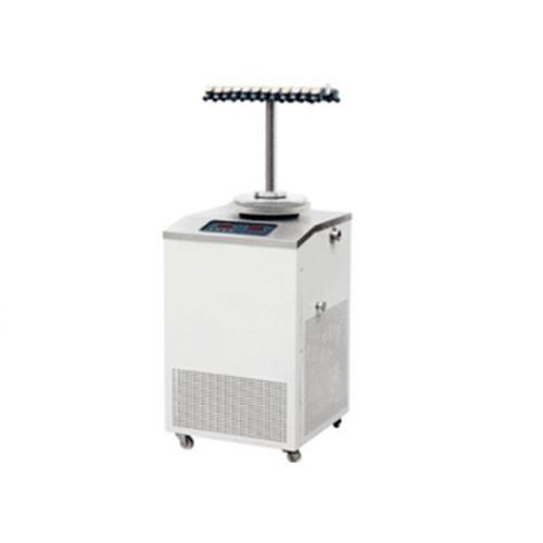 FD-1E-80多歧管冷干机菌种保存型冷干机真空冷冻干燥机