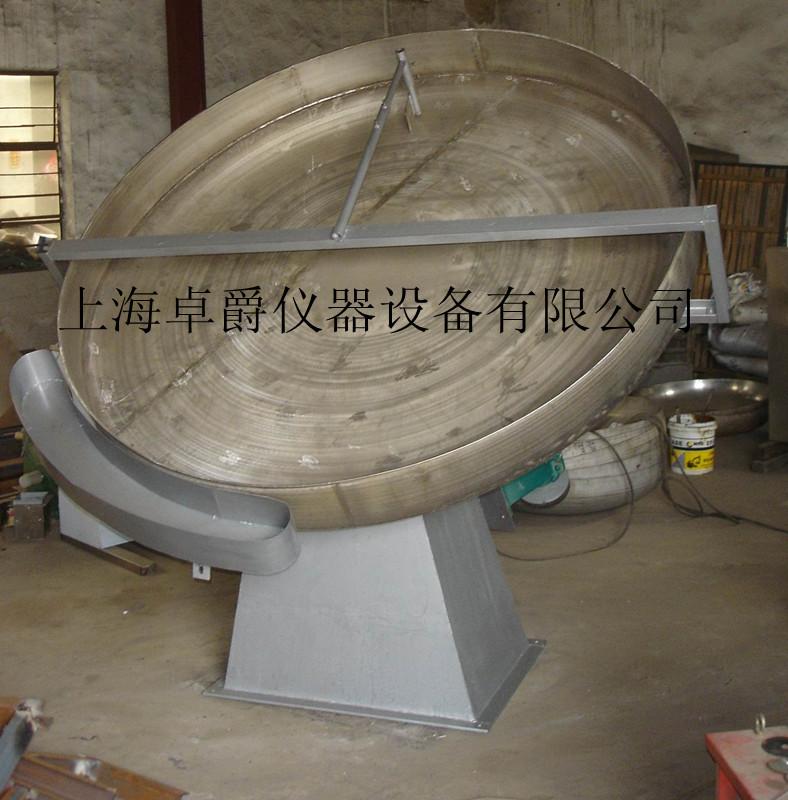 YZQ-1000圓盤造球機圓盤粉碎機圓盤制樣機