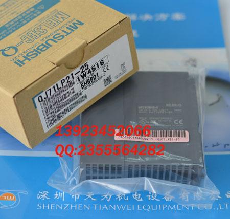 日本三菱Mitsubishi PLC網絡模塊QJ71LP21-25