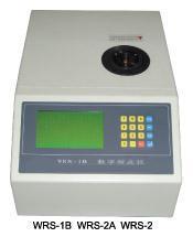 WRS-2A微机熔点仪WRS-2A微机熔点仪WRS-2A微机熔点仪