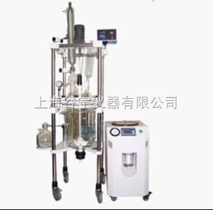 GN-50L50升玻璃反應釜雙層玻璃反應器