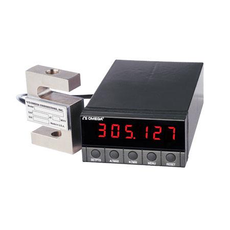 DP41-W-230数显称重仪表和控制器 美国omega
