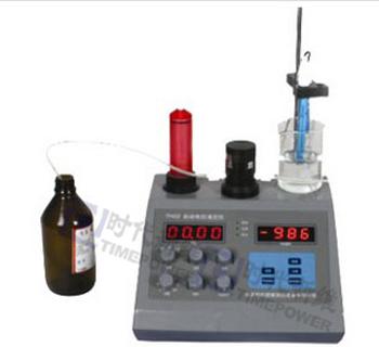 TP432型自動電位滴定儀,昆明實驗分析儀器