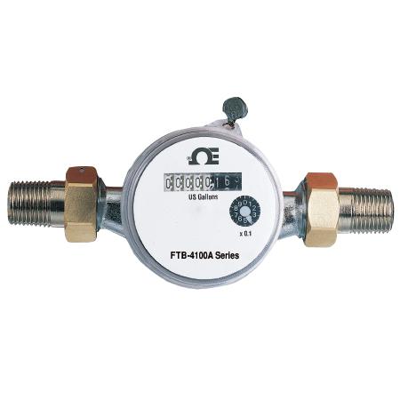 美國omega FTB-4105A渦輪式水表
