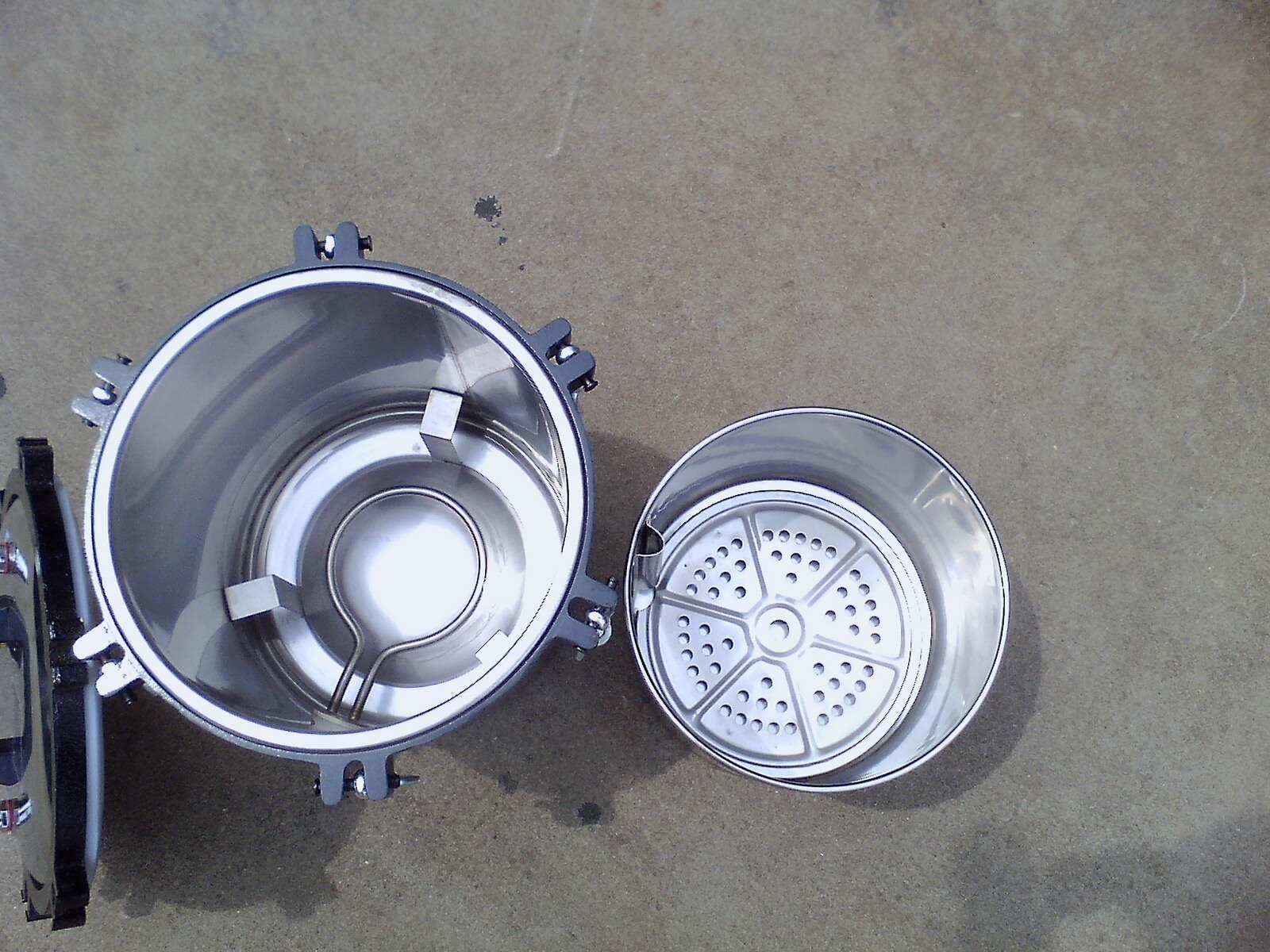 XFS-280B+煤电两用灭菌器手提式高压灭菌锅